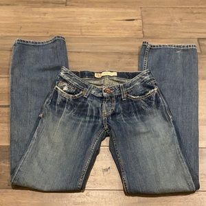 BKE Star Boot Jeans Size 25 X 31 1/2